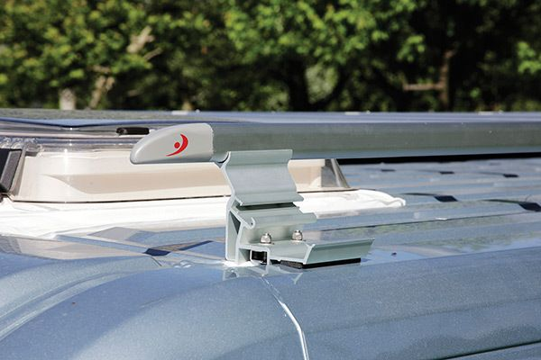 Fiamma Roof Rail Ducato Luggage Carrier Roof Racks Fixing